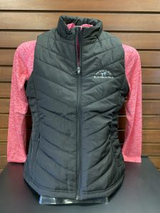 Anitgua Ladies Puffy Vest
