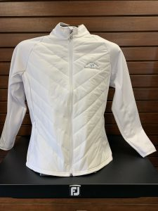 Antigua Ladies Puffy Full Zip Jacket Altitude