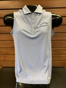 Antigua Ladies Sleeveless Shirt Tribute