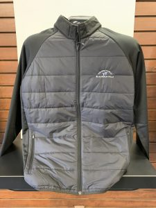 Antigua Mens Puffer Jacket