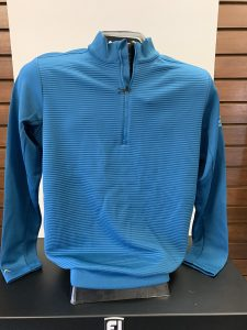 Antigua Mens Quarter Zip Canon