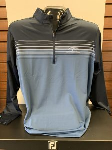 Antigua Mens Quarter Zip Shift
