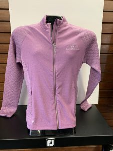 Antigua Womens Cameo Full Zip Jacket