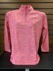TWC Ladies Quarter Zip Pullover