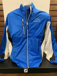 TWC Mens Full Zip Waterproof Jacket