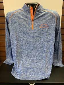 TWC Mens Quarter Zip Pullover